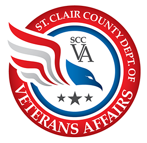 St. Clair Department of Veterans Affairs logo